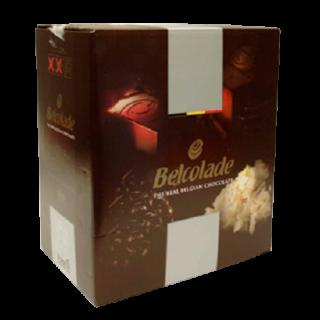 pepitas chocolate belcolade