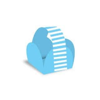 caixeta papel azul