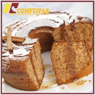 cake mel canela