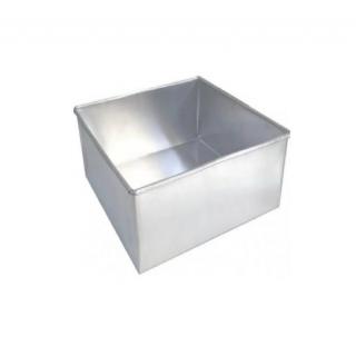 forma aluminio quadrada