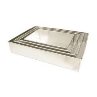 forma rectangular