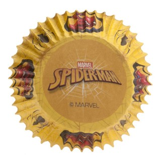 formas plissadas spiderman