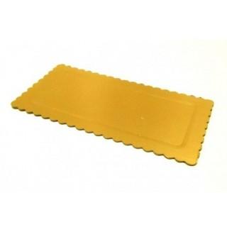 base bolo ouro