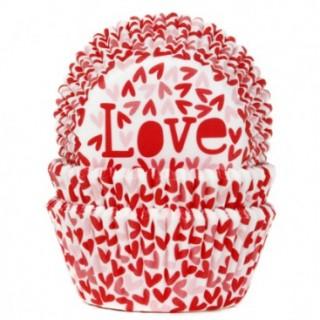 formas plissadas love
