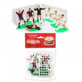 kit futebol bolos