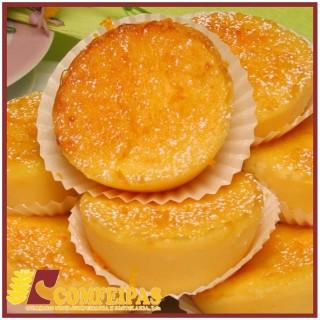 queijada laranja