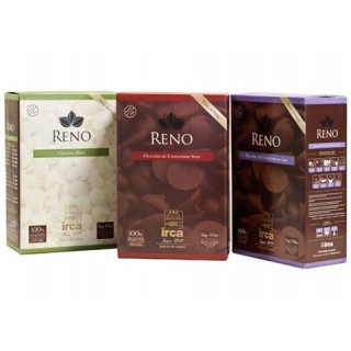 chocolate pastilhas reno negro 64%