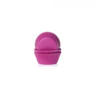 formas cupcakes rosa