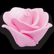 rosa prateada