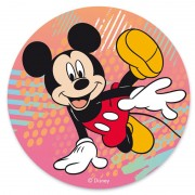 placa obreia mickey