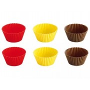 formas silicone muffins queques 5cm