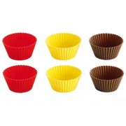 formas silicone muffins queques 7cm