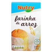 farinha arroz nutry