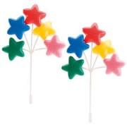 baloes estrelas coloridas
