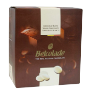 chocolate pastilhas belcolade