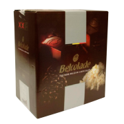 pepitas chocolate belcolade