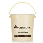 creme chocolate branco forno chocovic