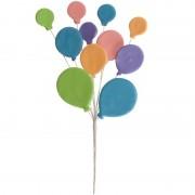 baloes coloridos açucar