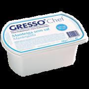 manteiga sem sal gresso