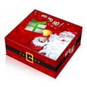 caixa cartolina natal bolos