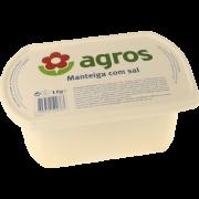 manteiga com sal agros