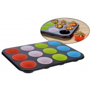 forma muffins formas silicone