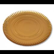prato bolo ouro
