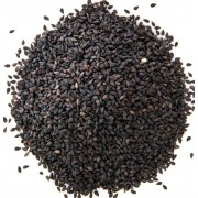 sementes sesamo negro