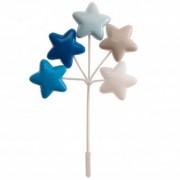 baloes estrelas azuis