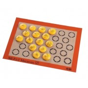 tapete silicone silpat macarons
